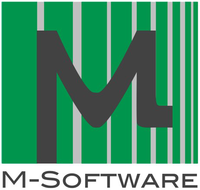 M-Software logo
